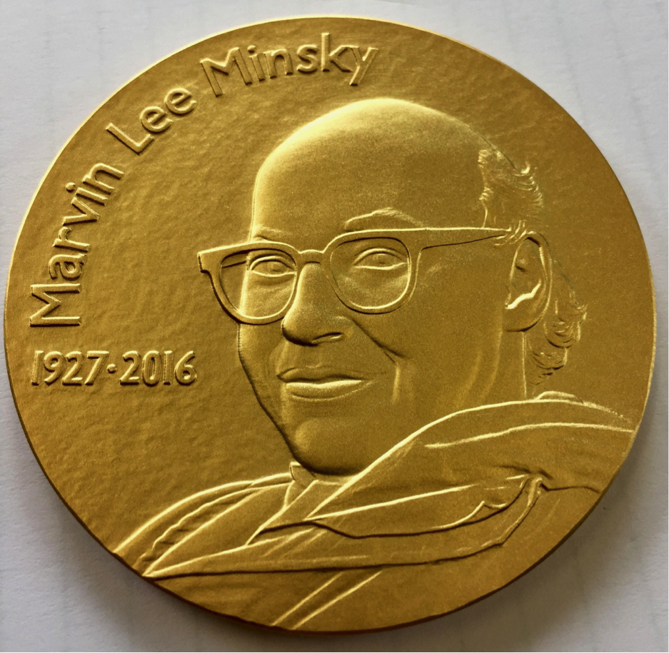 marvin minsky medal for outstanding achievements in ai ijcai